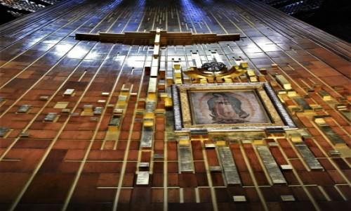 Zdjecie MEKSYK / Mexico City / Guadalupe / Guadalupe, cudowny obraz