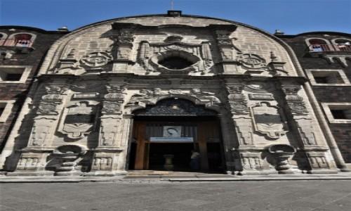 Zdjęcie MEKSYK / Mexico City / Guadalupe / Guadalupe, miejsce pierwszych objawień