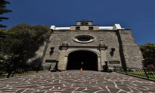 Zdjecie MEKSYK / Mexico City / Guadalupe / Guadalupe, miejsce trzeciego objawienia