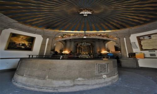 Zdjecie MEKSYK / Mexico City / Guadalupe / Guadalupe, miejsce czwartego objawienia
