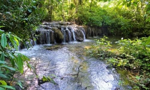 MEKSYK / Chiapas / Lacandona / Lacandona - dżungla w Meksyku