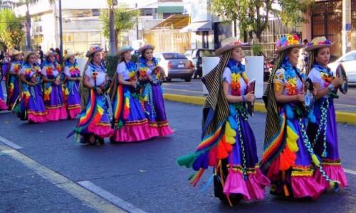 Zdjecie MEKSYK / Michoacan / Zamora / Meksyk - obchody Święta Matki Boskiej z Guadalupe
