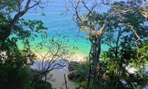 Zdjecie MEKSYK / Jalisco / Bocas / Plaża w Meksyku - okolice Bocas w stanie Jalisco