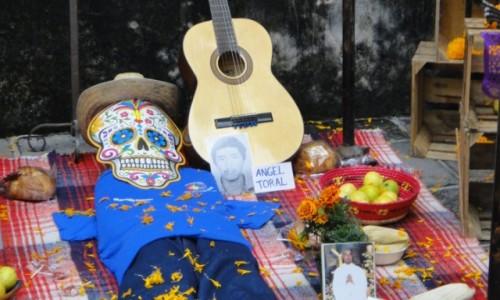 MEKSYK / Morelos / Cuernavaca / Święto zmarłych w Meksyku