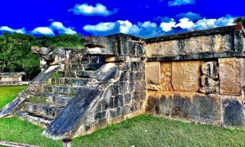 Zdjecie MEKSYK / Jukatan  / Chichen Itza  / Miasto Majów