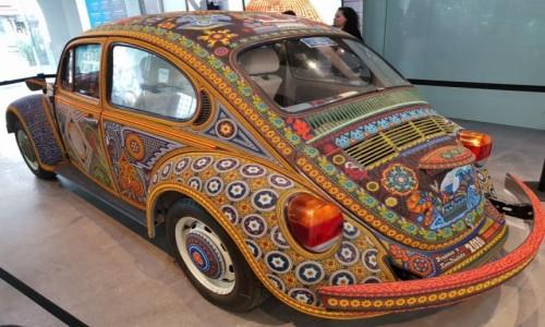 Zdjecie MEKSYK / miasto Meksyk / wystawa / kolorowy klasyk