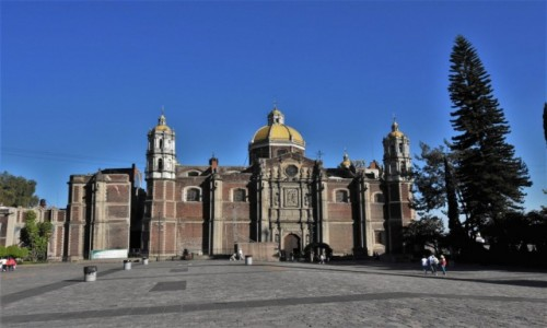 Zdjecie MEKSYK / Stolica / Mexico City / Meksyk, Guadalupe