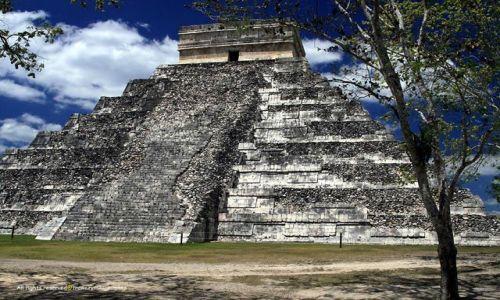 Zdjecie MEKSYK / Meksyk / Meksyk / Chichen Itza
