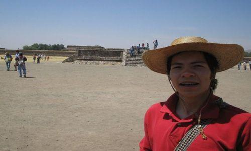 Zdjecie MEKSYK / brak / Museum Teotihuacan / Meksykanin