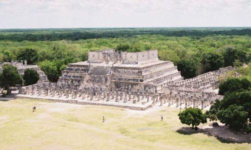Zdjecie MEKSYK / Jukatan / Chichen Itza / Chichen Itza -