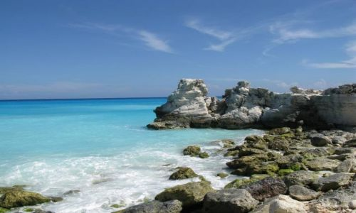 Zdjecie MEKSYK / Yukatan / Cancun / Morze Karaibskie