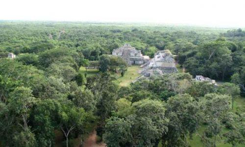 Zdjecie MEKSYK / Riwiera Majów / Ekbalam / kompleks piramid
