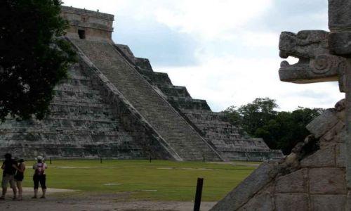 MEKSYK / Riwiera Majów / Chitchen-Itza / miejsce mocy