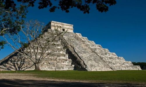 Zdjęcie MEKSYK / brak / Chichén Itzá / Chichén Itzá