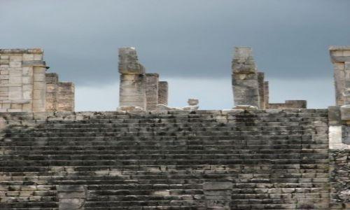 Zdjecie MEKSYK / Jukatan / Chichen Itza / Chac