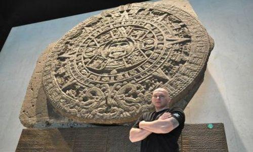 Zdjecie MEKSYK / Ciudad de Mexico / Ciudad de mexico / Piedra del Sol