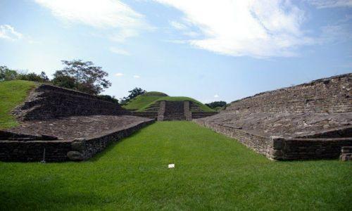 Zdjecie MEKSYK / Veracruz / El Tajin / Boisko do pelot