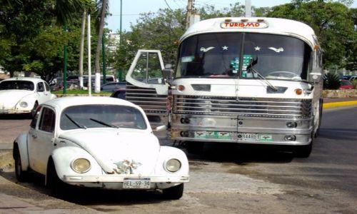 Zdjecie MEKSYK / brak / Acapulco / Spuścizna USA