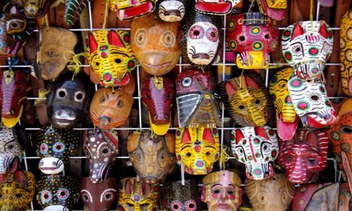 Zdjecie MEKSYK / brak / San Cristobal de las Casas / Kult jaguara