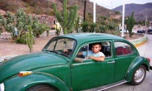 Zdjecie MEKSYK / brak / Chiapas / Vocho