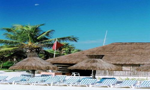 Zdjecie MEKSYK / jukatan / playa de carmen / lato zimą