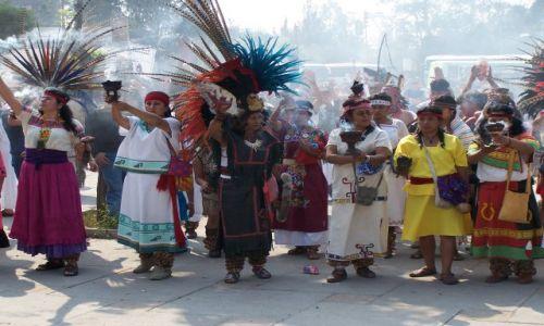 Zdjecie MEKSYK / Meksyk / Meksyk / zaklinacze desz