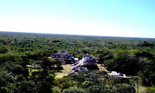 Zdjęcie MEKSYK / Meksyk / Piramidy Majów / Meksyk