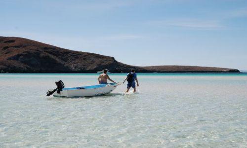 Zdjęcie MEKSYK / Baja California Sur / Zatoka Ballandra / No,to w drogę .