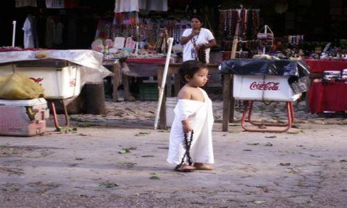 MEKSYK / brak / Meksyk / Mały indiański sprzedawca - poprawione