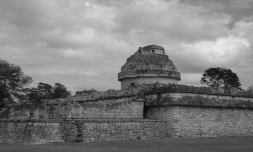 MEKSYK / brak / Chichen Itza / Indiańskie obserwatorium w Chichen Itza