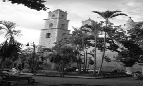 MEKSYK / brak / Merida / Merida - katedra św. Ildefonsa