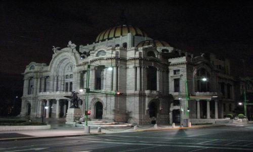 MEKSYK / - / Mexico City / Pałac Sztuk Pięknych