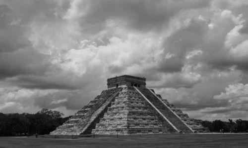 MEKSYK / Yucatan Penisula / Chichen Itza / Chichen Itza