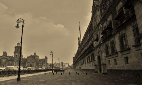 Zdjęcie MEKSYK / Mexico City / Mexico City / Centro Historico
