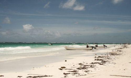 MEKSYK / Yucatan Penisula / Tulum / plarza w Tulum