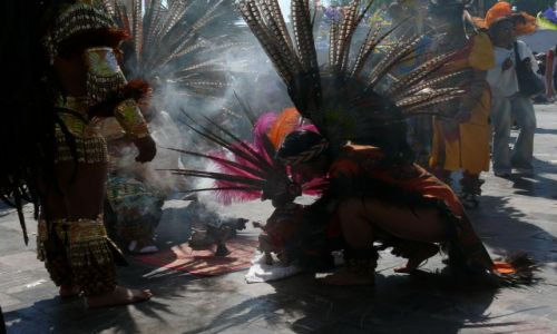 Zdjecie MEKSYK / mexico city / guadelupa / guadepupa