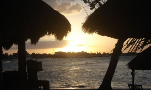 Zdjęcie MEKSYK / cancun / plaza / meksyk