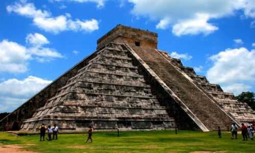 Zdjecie MEKSYK / Jukatan / Chichén Itzá / Chichén Itzá