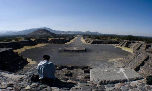 Zdjecie MEKSYK / - / Teotihuacan / Teotihuacan, Meksyk