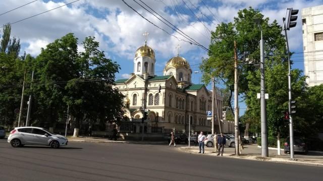 Zdjęcia: Kiszyniów, Cerkiew Kiszyniów, MOłDAWIA