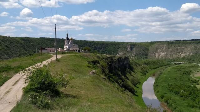 Zdjęcia: Trebujeni, Orheiul Vechi, MOłDAWIA