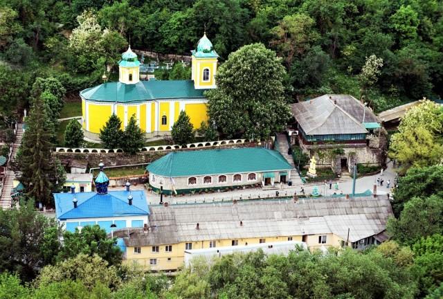 Zdjęcia: ., Rezina, Zespół klasztorny Saharna, MOłDAWIA