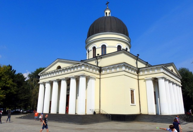 Zdjęcia: Kiszyniów, KIszyniów, Cerkiew Narodzenia Pańskiego, MOłDAWIA