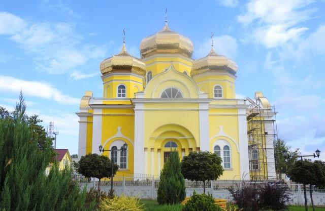 Zdjęcia: Komrat, Gagauzja, Katedra św. Jana, MOłDAWIA