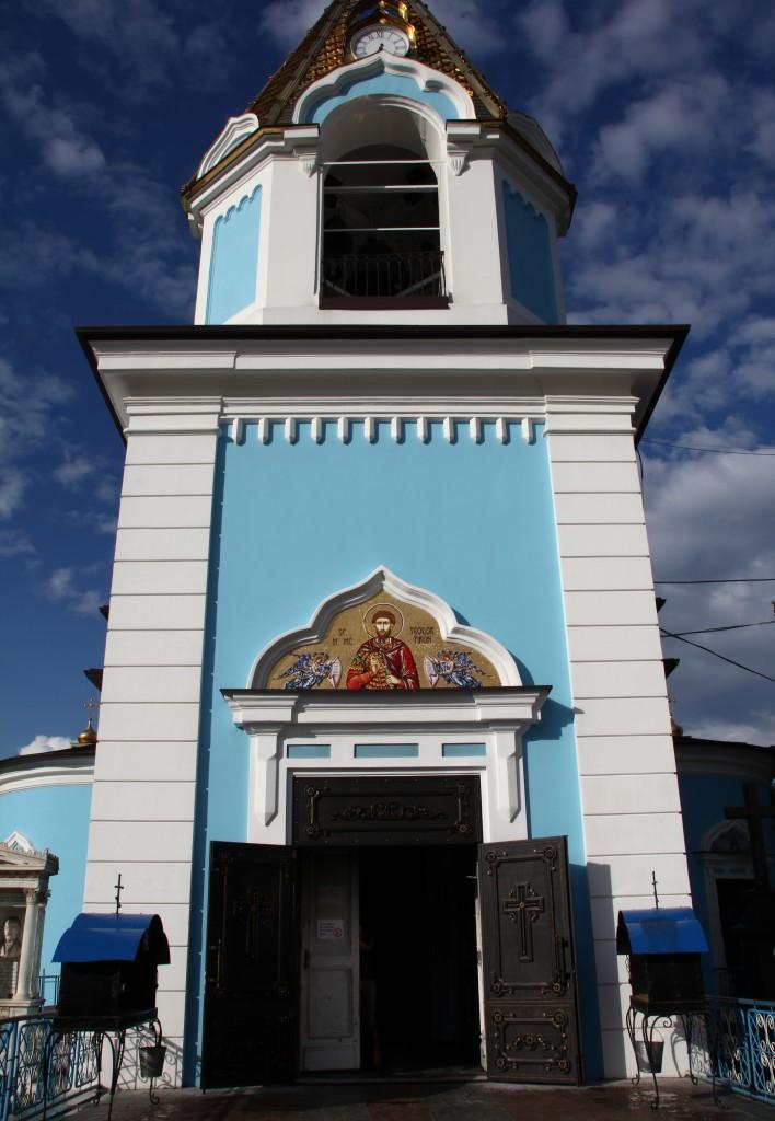 Zdjęcia: Kiszyniów, Centrum, Cerkiew Św. Tirona 2, MOłDAWIA