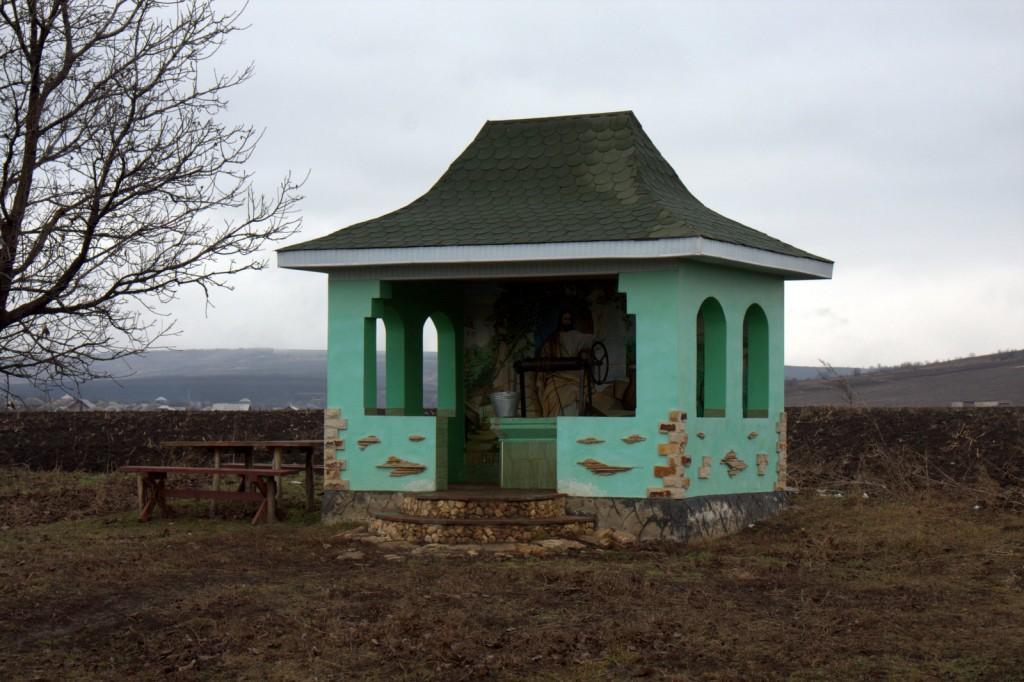 Zdjęcia: trasa, Bielce, Mołdawia - kraj warty poznania, MOłDAWIA