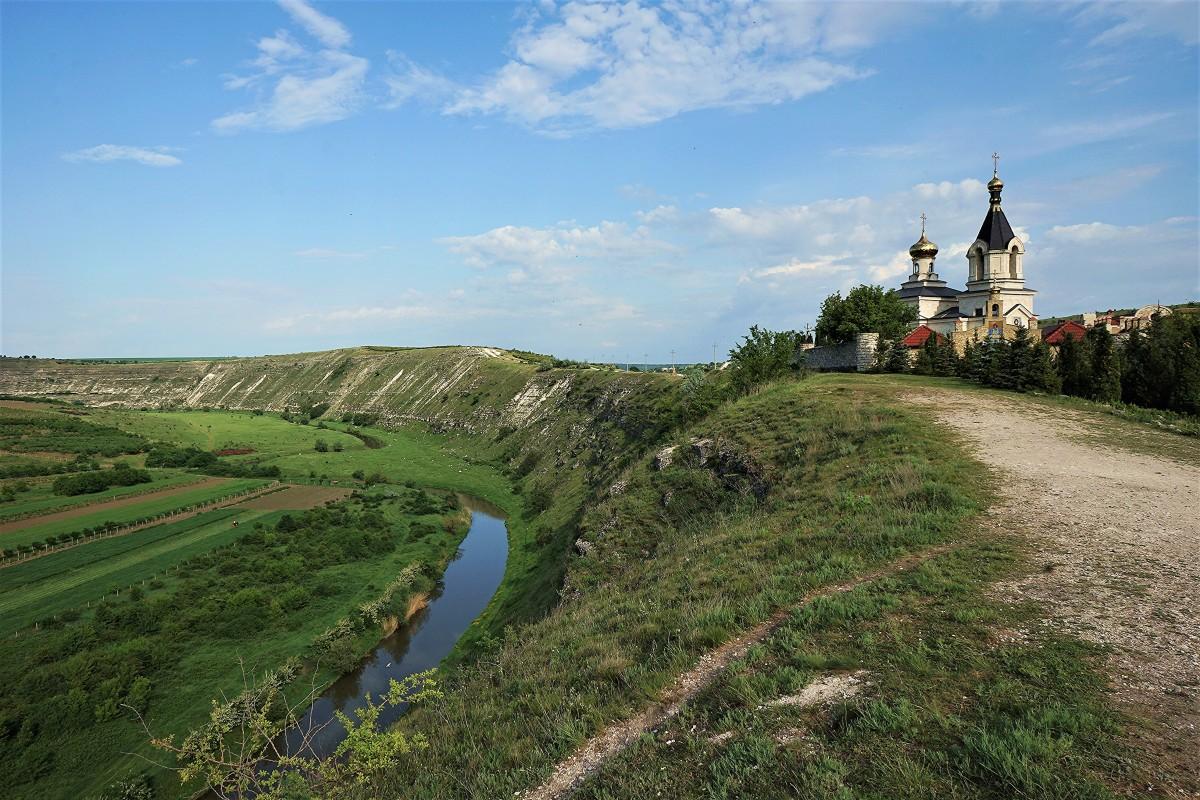 Zdjęcia: Orheiul Vechi, Orhei, Klasztory w zakolu rzeki, MOłDAWIA