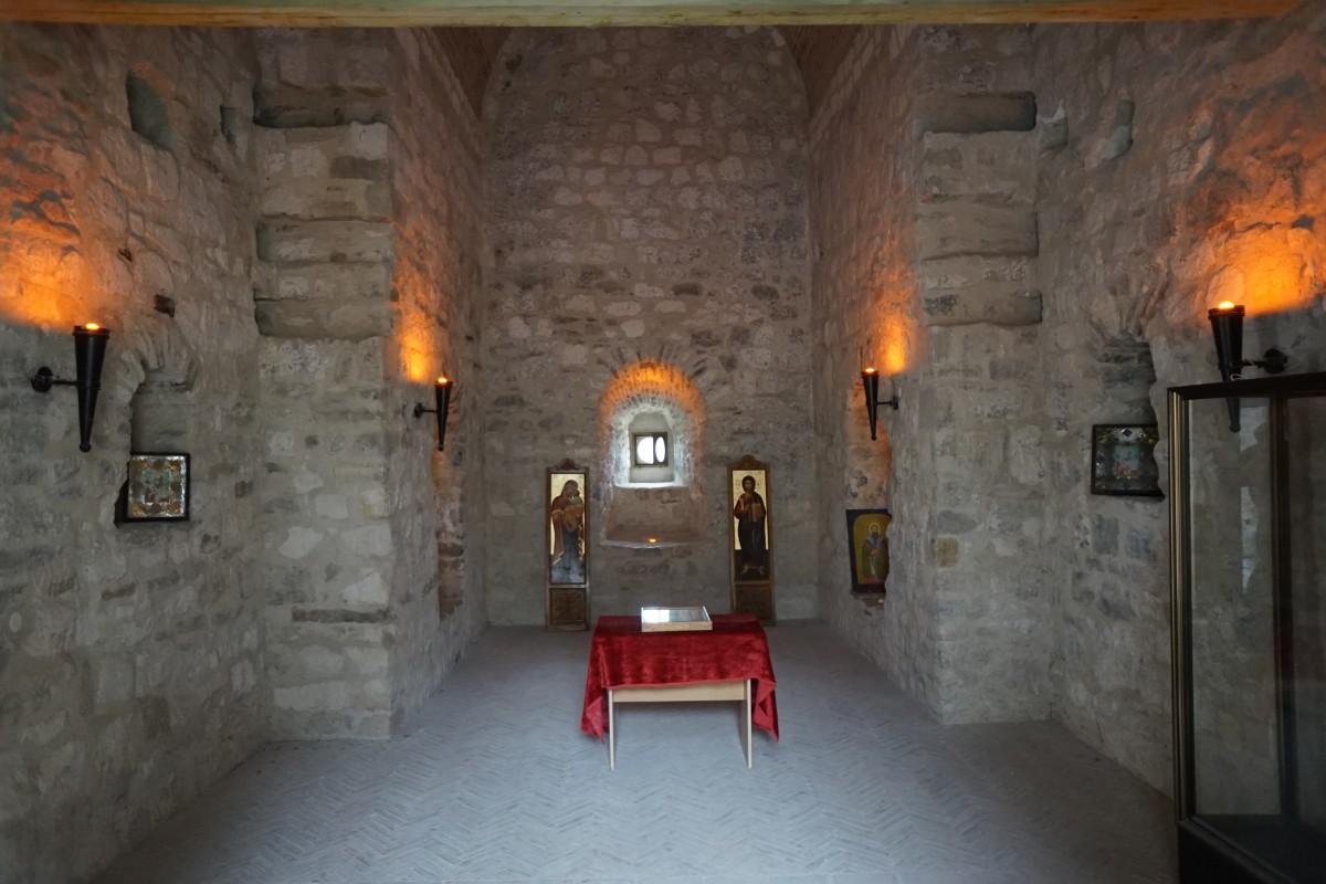 Zdjęcia: ., Soroca, Kaplica zamkowa, MOłDAWIA