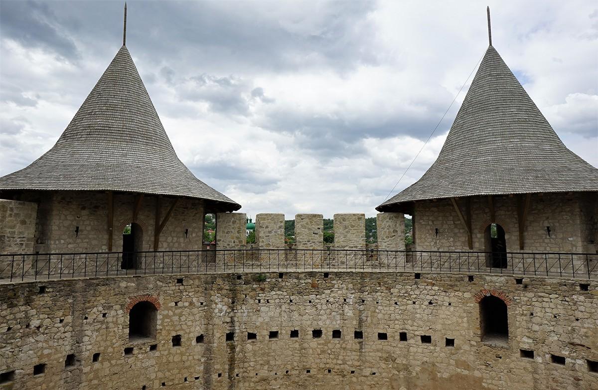 Zdjęcia: ., Soroca, Twierdza, detale, MOłDAWIA