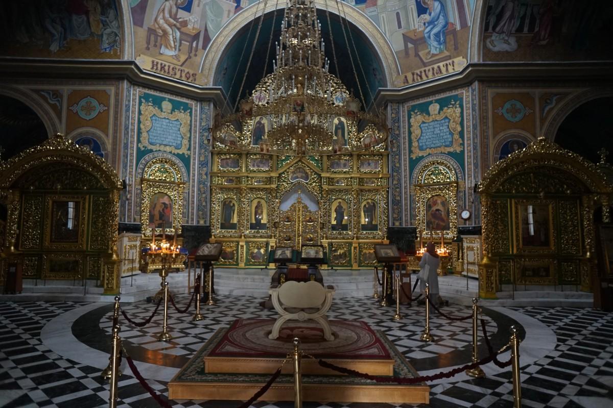 Zdjęcia: Cerkiew Narodzenia Pańskiego, Kiszyniów, Ikonostas, MOłDAWIA